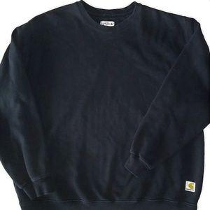 Carhartt Men's Crew Neck Sweatshirt Size 2XL
